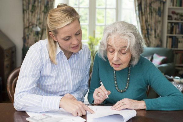 Why do people opt for a power of attorney?