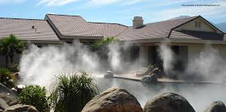An Overview of mist cooling systems