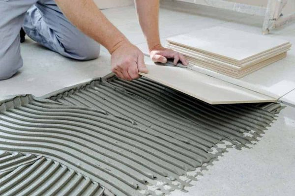 Tiles – kinds and installation